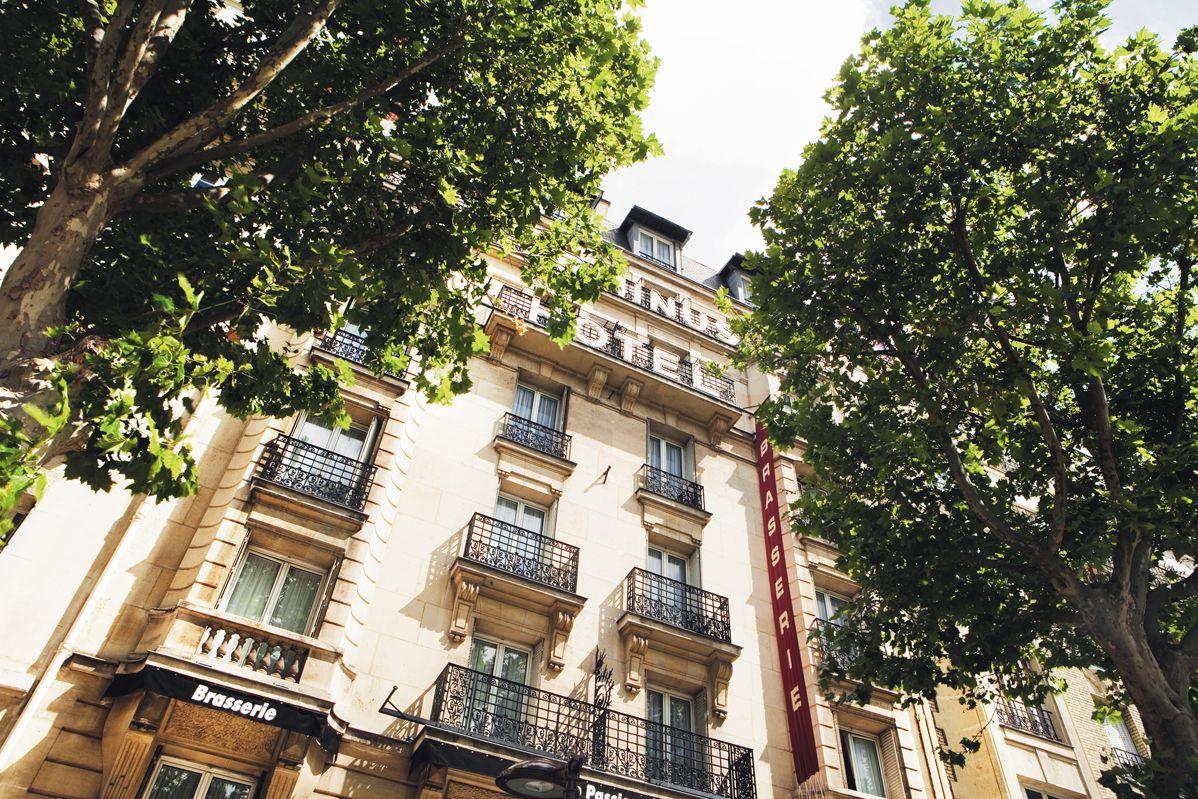 Hotel Paris Orly Avec Parking Gratuit