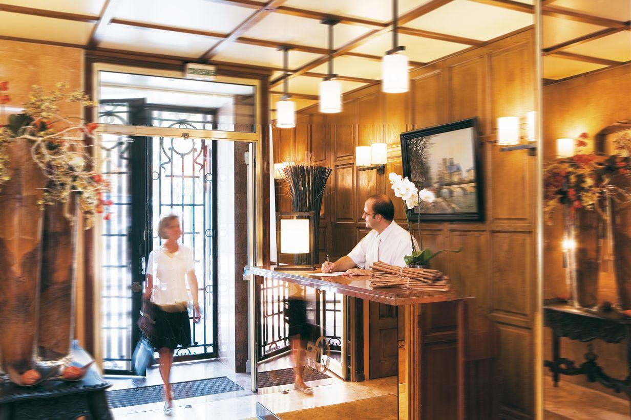Hotel Terminus Porte Orleans